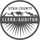 Utah County Clerk/Auditor's Office Logo