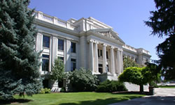 Utah County's Historic County Courthouse