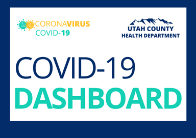 Utah County Coronavirus Dashboard