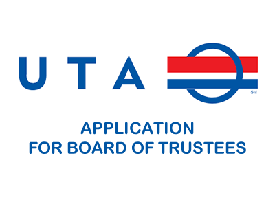 Application for UTA Board of Trustees