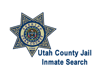 Utah County Jail Inmate Search